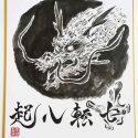 Dragon ' shichi ten hakki' fall 7 times stand up 8