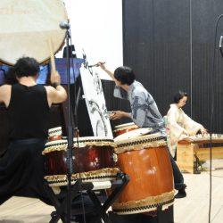LIVE PAINTING PERFORMANCE BILBAO WITH KEITA KANAZASHI AND TSUGUMI YAMAMOTO